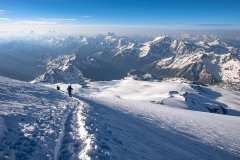 Výstup na Elbrus
