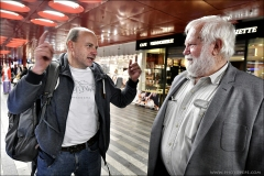 Své nadšení z úspěšného jednání neskrýval ani člen správní rady NF, režisér a producent Petr Horký.