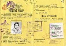100-Trekking-Permit