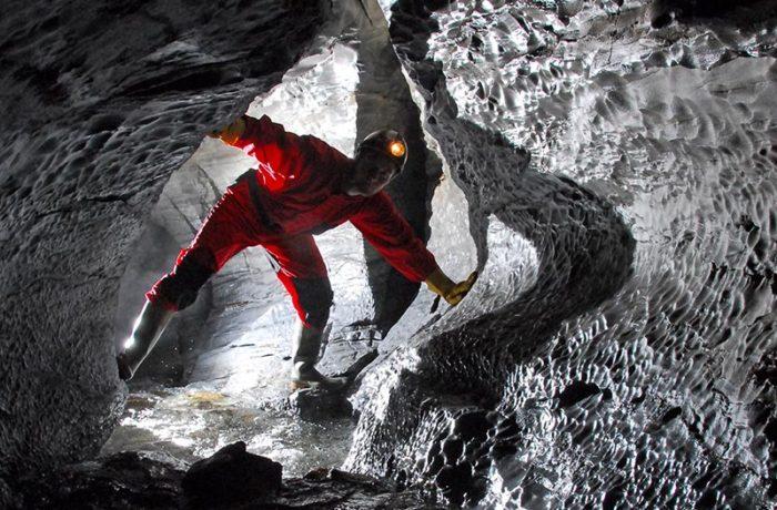 Jeskyňáři na Kavkaze