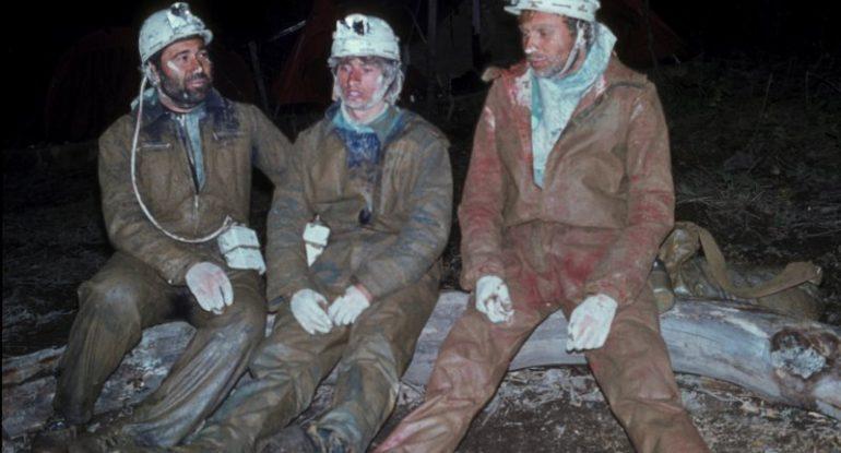 Jeskyňářská expedice Kavkaz 1982