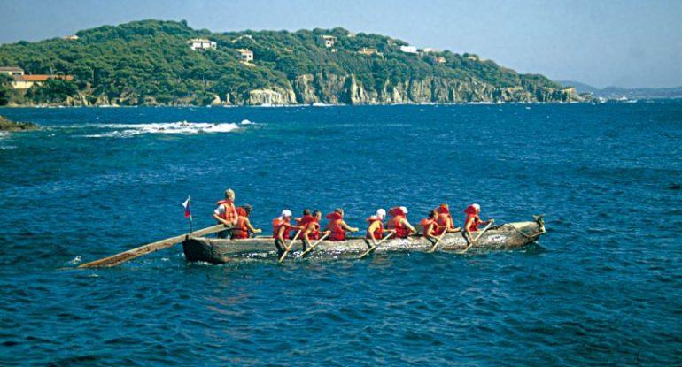 Expedice Monoxylon 1995