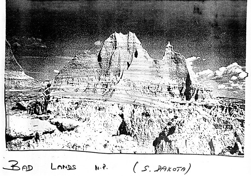 Bad Lands N.P. (South Dakota)