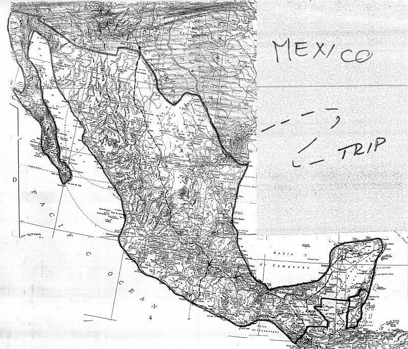Mapa Mexica
