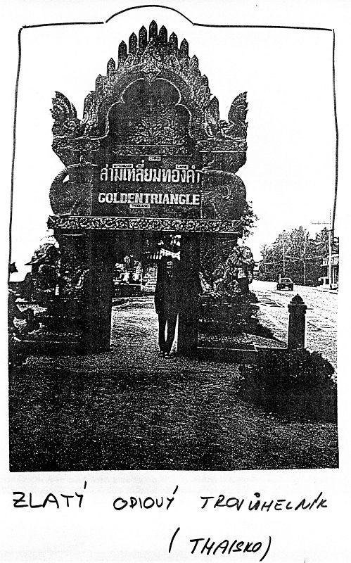 Zlatý opiový trojúhelník (Thajsko)