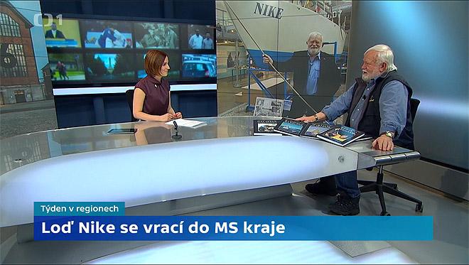 Odkaz na televizní reportáž