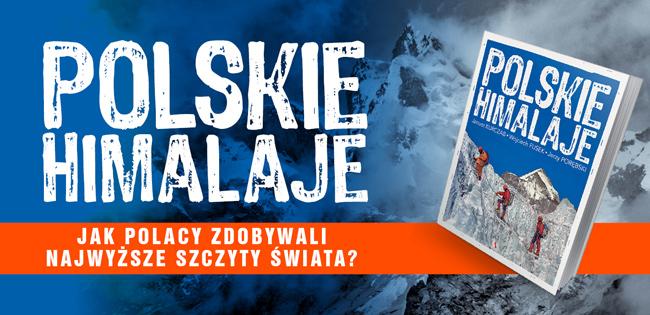 Reedice knihy Polskie Himalaje