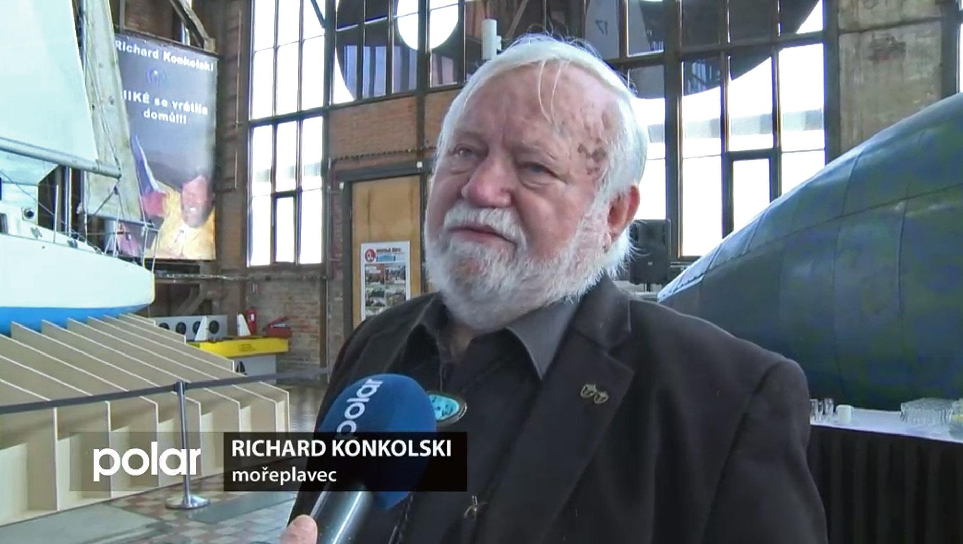 Odkaz na televizní reportáž v TV Polar